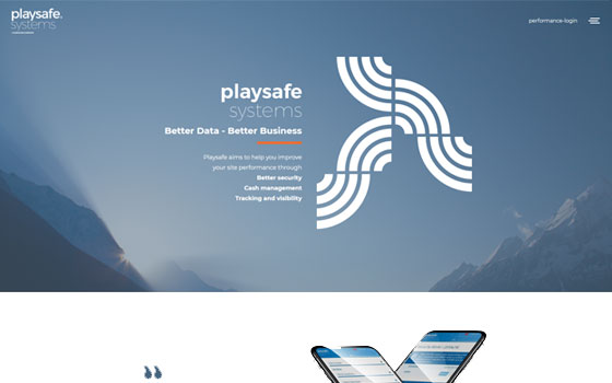 playsafe web mock up