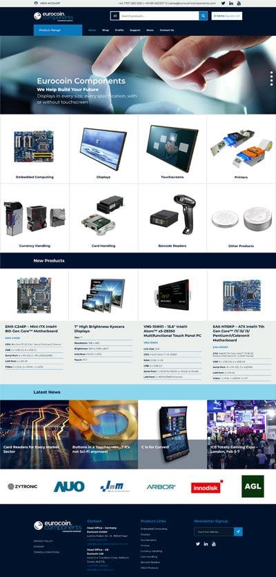components ecom web