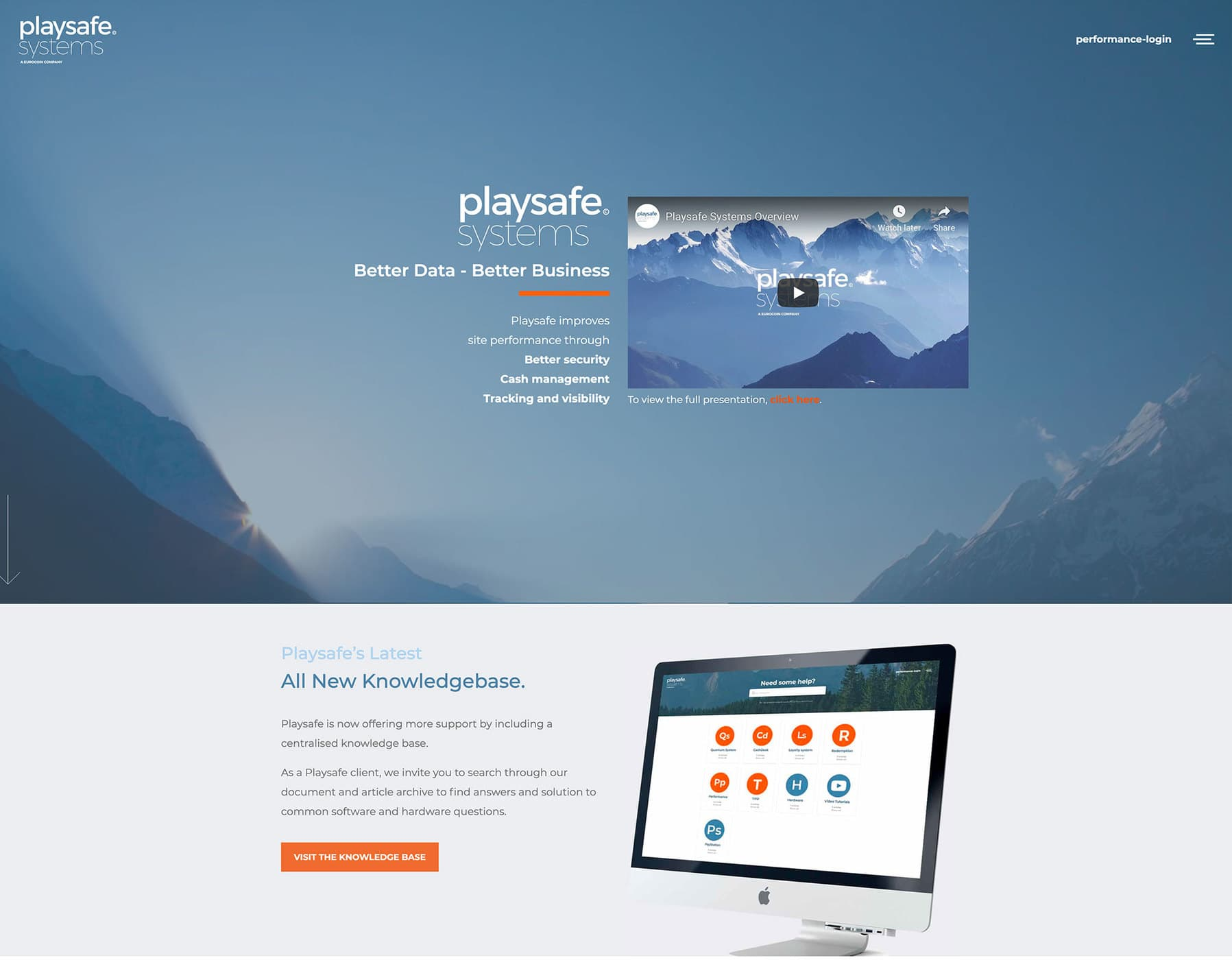 playsafe website design ipswich